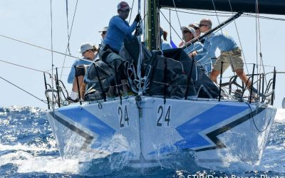 St. Thomas International Regatta News