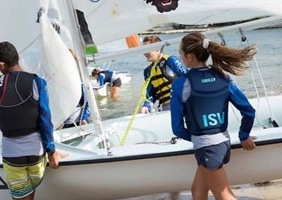 young sailing team st thomas yacht club