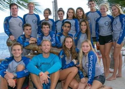 High School Team st thomas yacht club