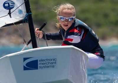 International Optimist Regatta photo by Matias Capizzano