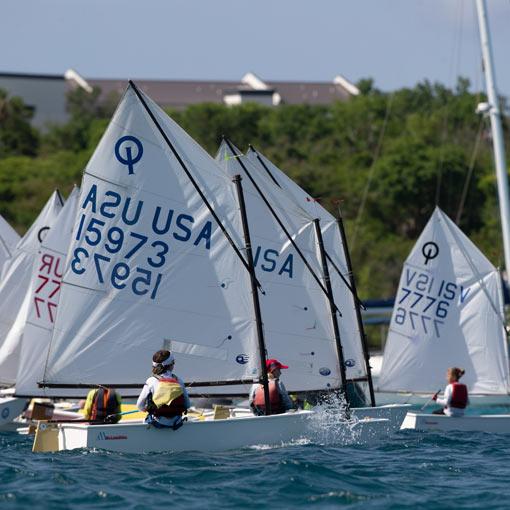 international optimist regatta