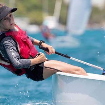 Optimist Regatta st thomas yacht club