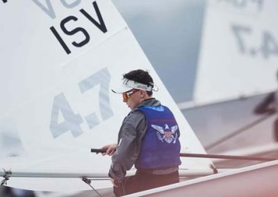 Sailboat race usvi