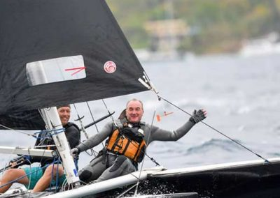 st thomas international regatta STIR