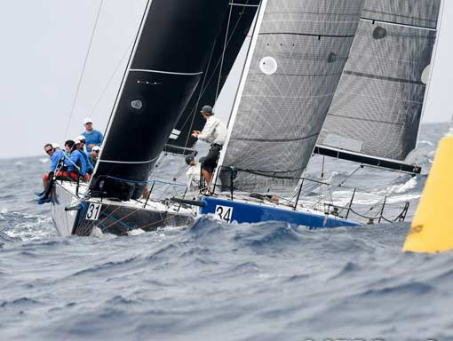 st thomas international regatta STIR