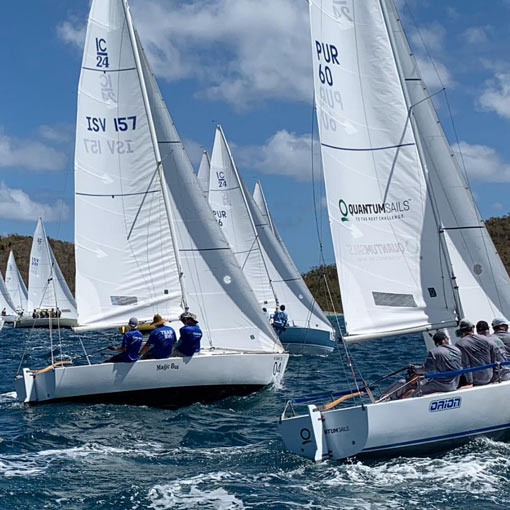 st. Thomas international regatta - stir