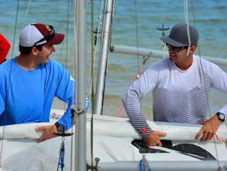 commodores regatta st Thomas yacht club