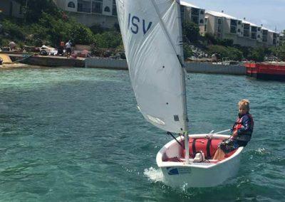 styc sailing summer camp