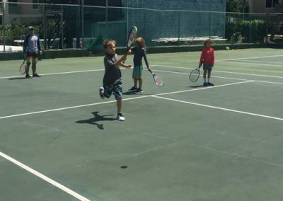 styc summer camp tennis