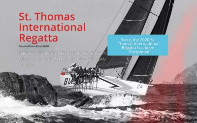 2020 St. Thomas International Regatta Postponed