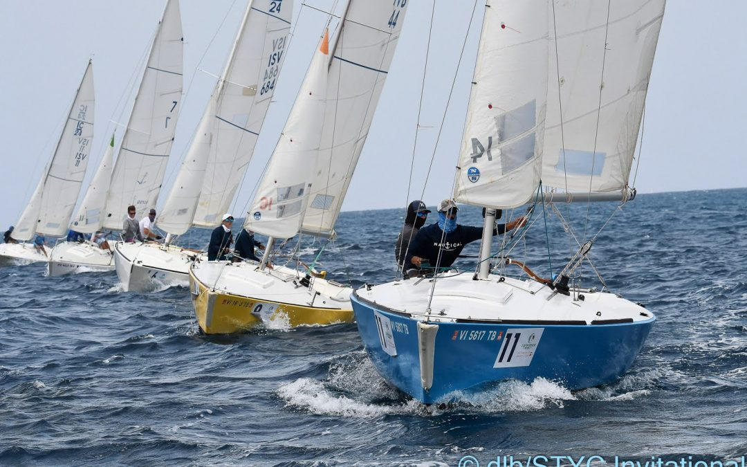FOR IMMEDIATE RELEASE June 28, 2020   Rosenberg, Compton Top Classes at Inaugural St. Thomas Yacht Club Invitational Regatta
