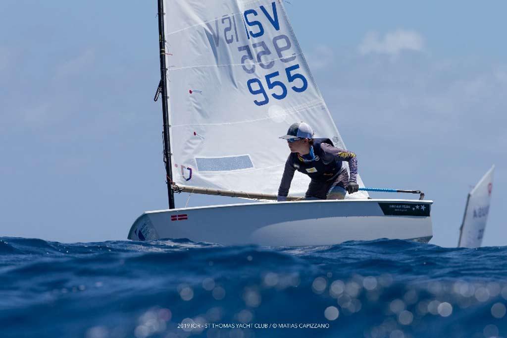 OPTI sailor
